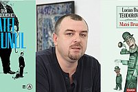 Premiul special al cititorilor pentru Lucian Dan Teodorovici la ANGELUS, 2015