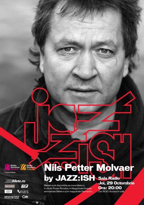 Concert Nils Petter Molvær la Bucuresti