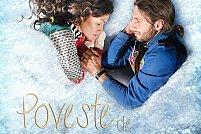 6 luni de casting pentru Poveste de dragoste: Raluca Aprodu este Aprilia în Poveste de dragoste – din 27 noiembrie în cinematografe