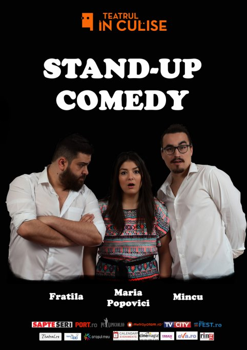 • STAND UP COMEDY