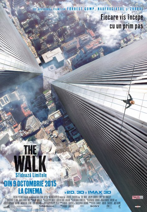 The Walk:Sfideaza limitele