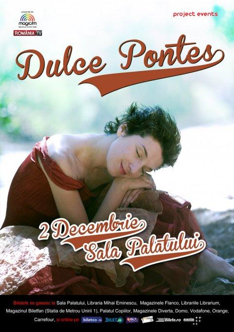 5 zile pana la concertul lui DULCE PONTES!