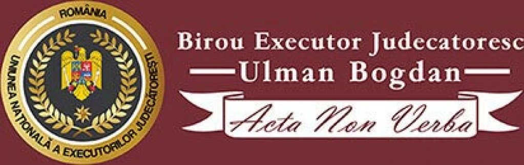 Biroul Executor Judecatoresc Ulman Bogdan