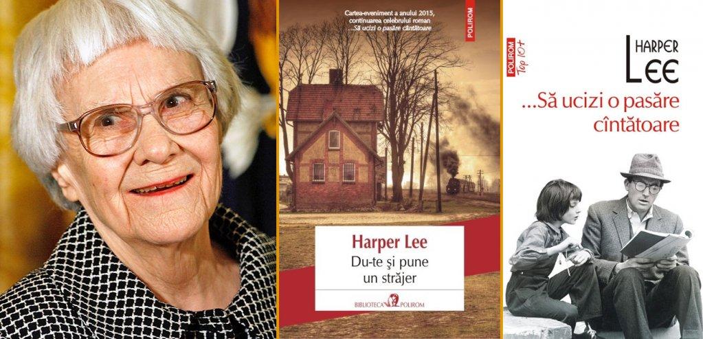 Cartea-eveniment a anului 2015: Du-te şi pune un străjer, de Harper Lee