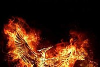 Marathon Hunger Games Mockingjay 3D