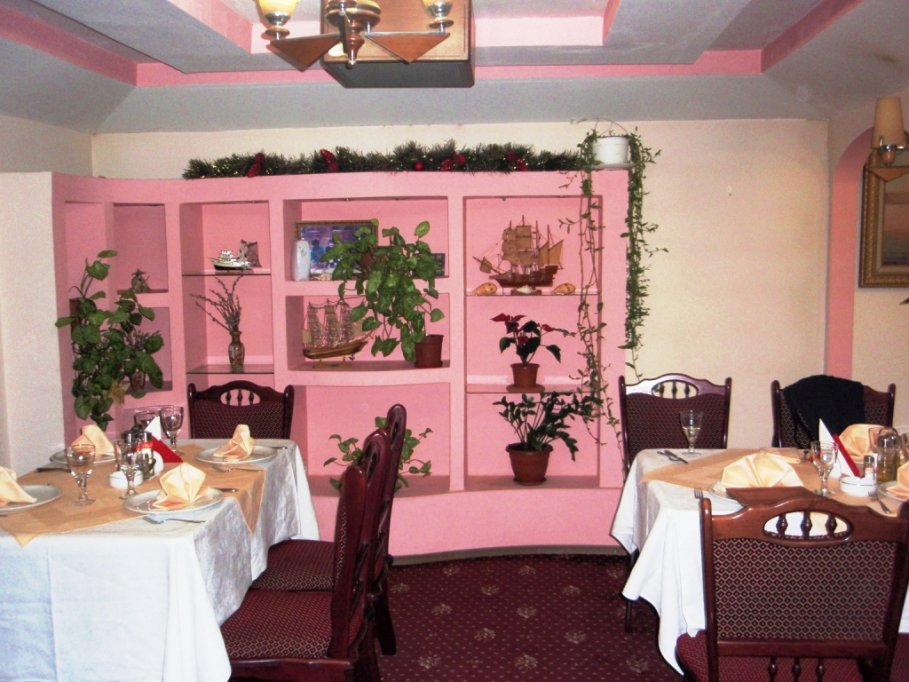 Restaurant Black Sea (Tarabya)