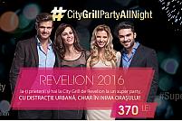 Revelion 2016 la City Grill