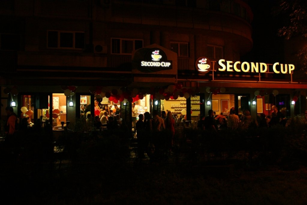 Second Cup - Decebal