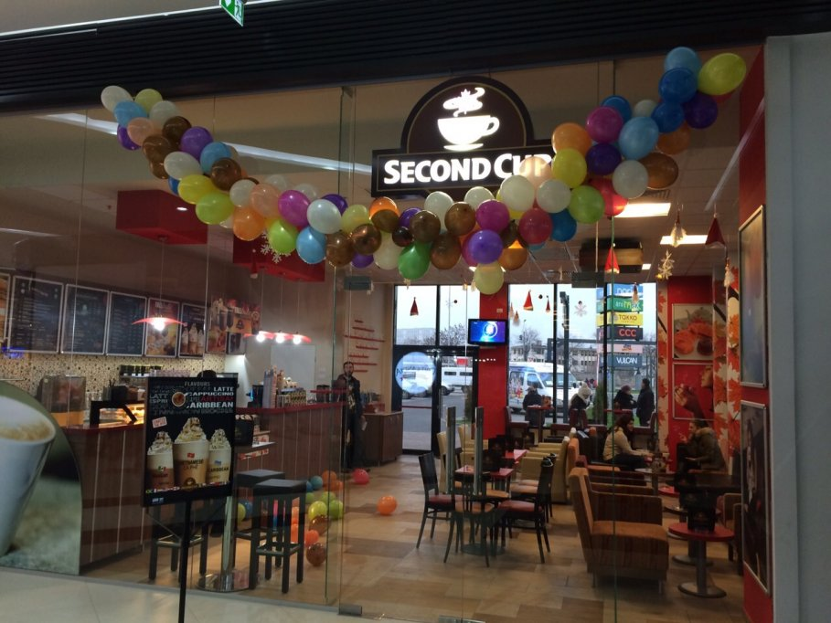 Second Cup - Progresul