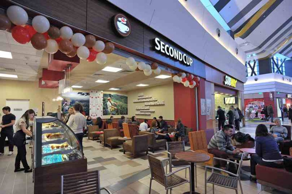 Second Cup - Sun Plaza