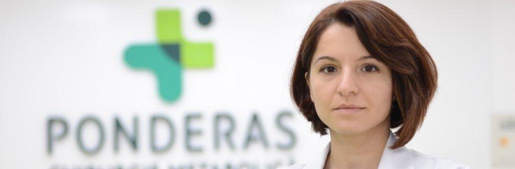 Oprescu Girneata Anca Elena - doctor