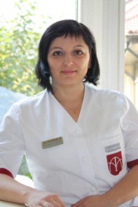 Pasescu Gabriela - doctor