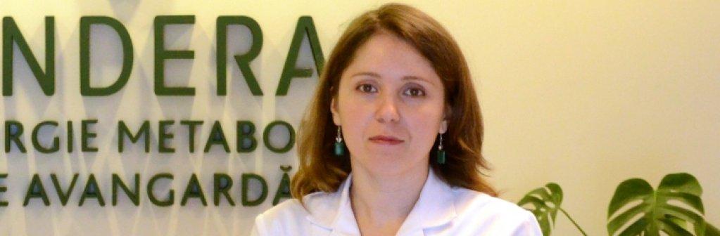 Toma Gabriela - doctor
