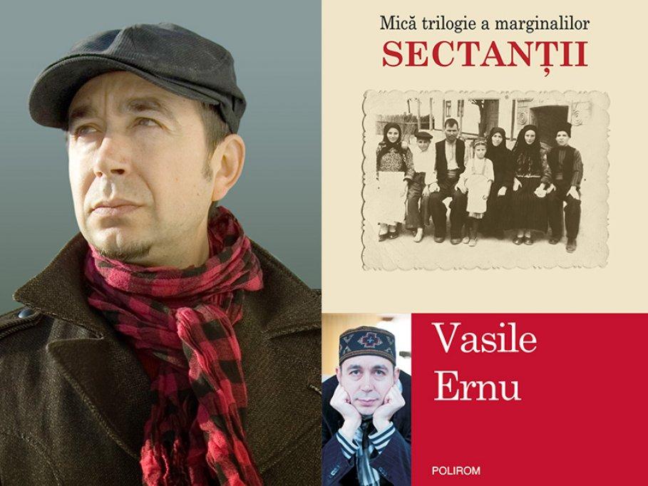 """Vasile Ernu, Sectantii: Premiul """"Matei Brancoveanu"""" pentru Literatura, 2015"""