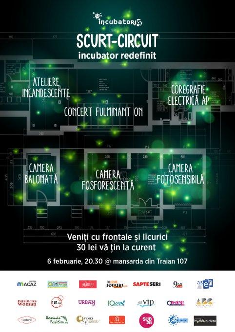 Scurt-circuit, incubator redefinit