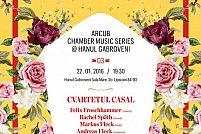 Da Capo - Arcub chamber music series
