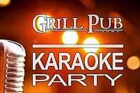 Karaoke Party in Grill Pub!