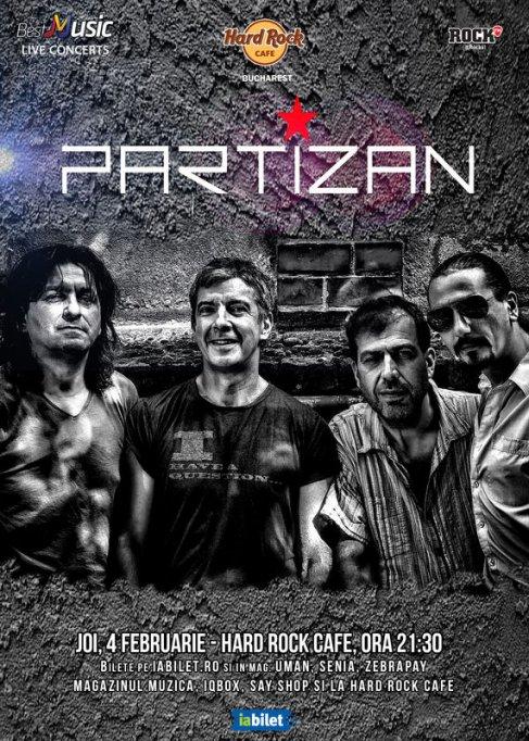 Partizan @ Hard Rock