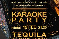 Friday Night Party & KARAOKE in Grill Pub