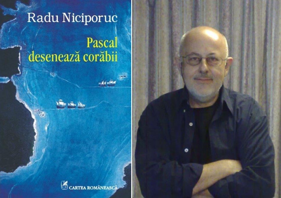 Un veritabil festival de culori şi emoţii: Pascal desenează corăbii de Radu Niciporuc