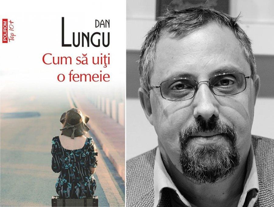 Romanul Cum să uiţi o femeie, de Dan Lungu, va fi tradus în Macedonia