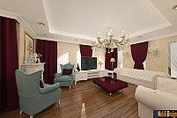 Design interior pentru living de casa