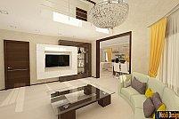 Design interior pentru case vile moderne in Bucuresti