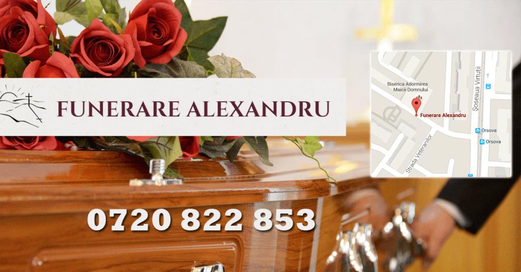 Funerare Alexandru ofera servicii non-stop in realizarea inmormantarilor