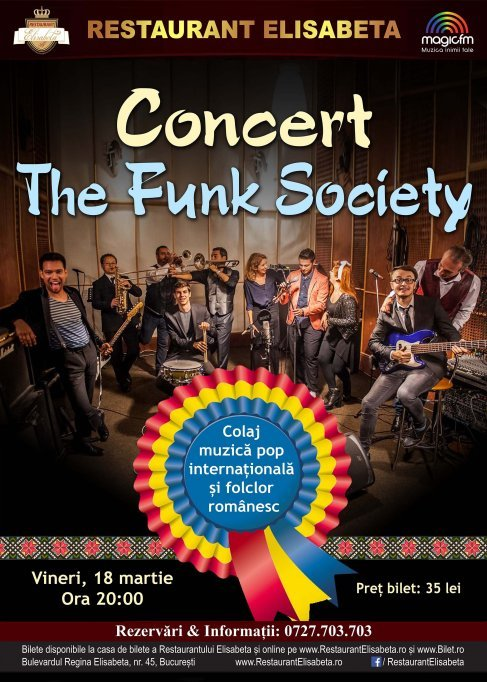 Concert The Funk Society