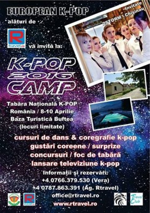 Tabara Nationala K-POP