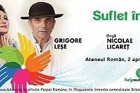 SUFLET ÎN CULORI ediția a III-a Concert caritabil în beneficiul copiilor cu autism