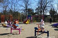Loc de joaca - Parcul Circului