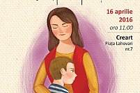 """Conferinta pentru parinti – """"Crizele de furie ale copiilor. Ghid pentru parinti"""" & Atelierul pentru copii – """"Culorile lui Elmer"""""""