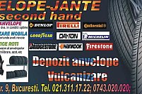 Anvelope second hand