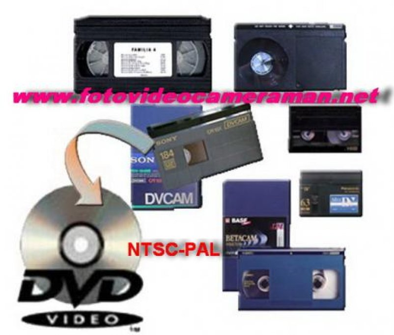 MONTAJ VIDEO, COPIERI CASETE, TRANSCODARI NTSC/PAL