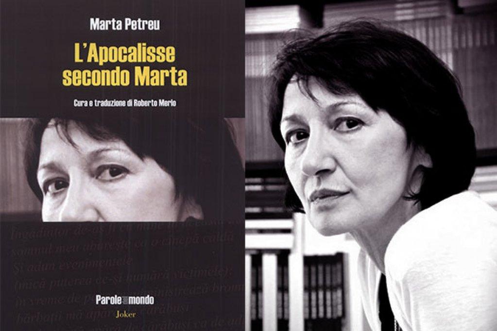 Poeme de Marta Petreu, in limba italiana