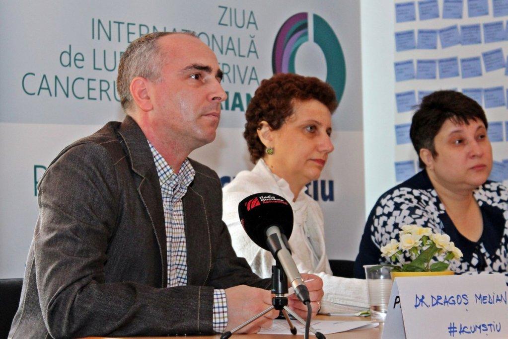 Conferinta cancer ovarian #Acumstiu