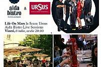 Concert Life on Mars