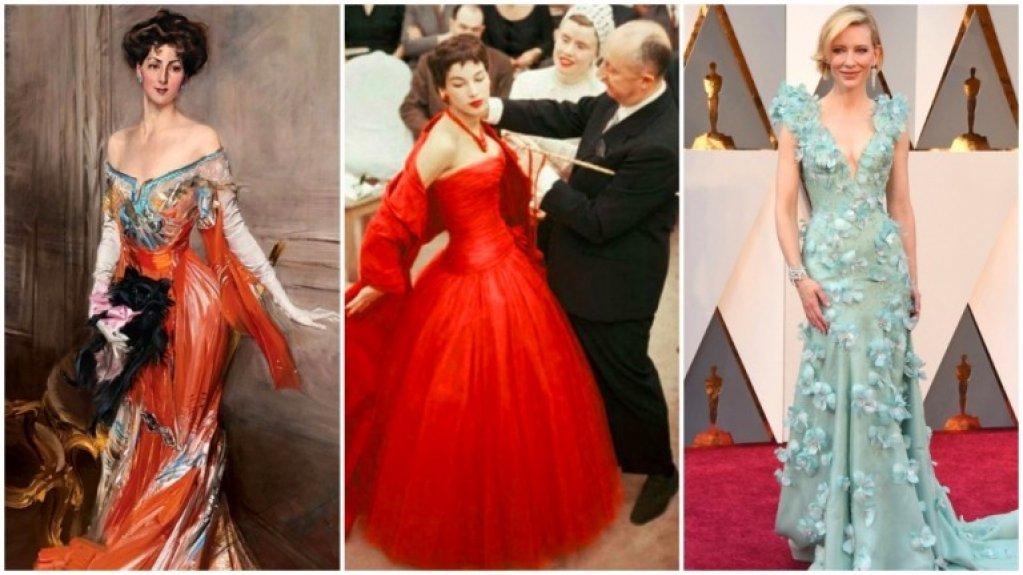 Moda europeana: de la Belle Époque la secolul XXI (18 – 22 iulie)