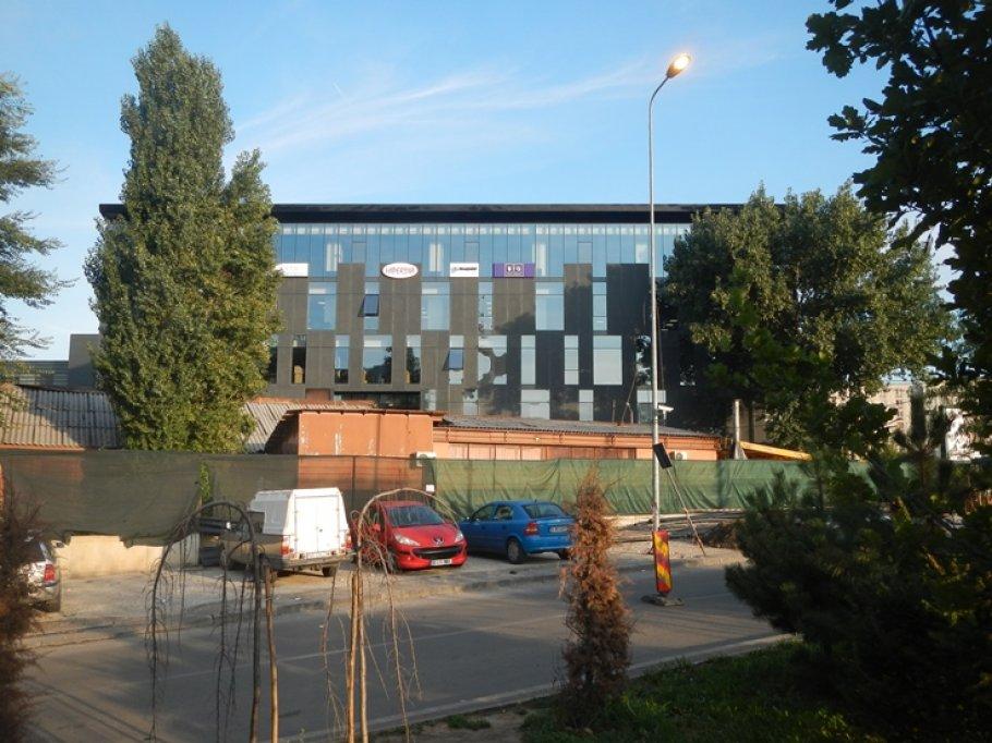 Biroul meu in Bucuresti