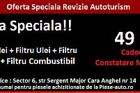Oferta in Bucuresti pentru revizie autoturism
