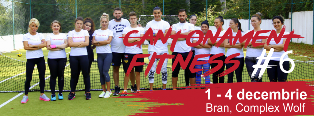 Cantonament Fitness Futura Gym #6 BRAN