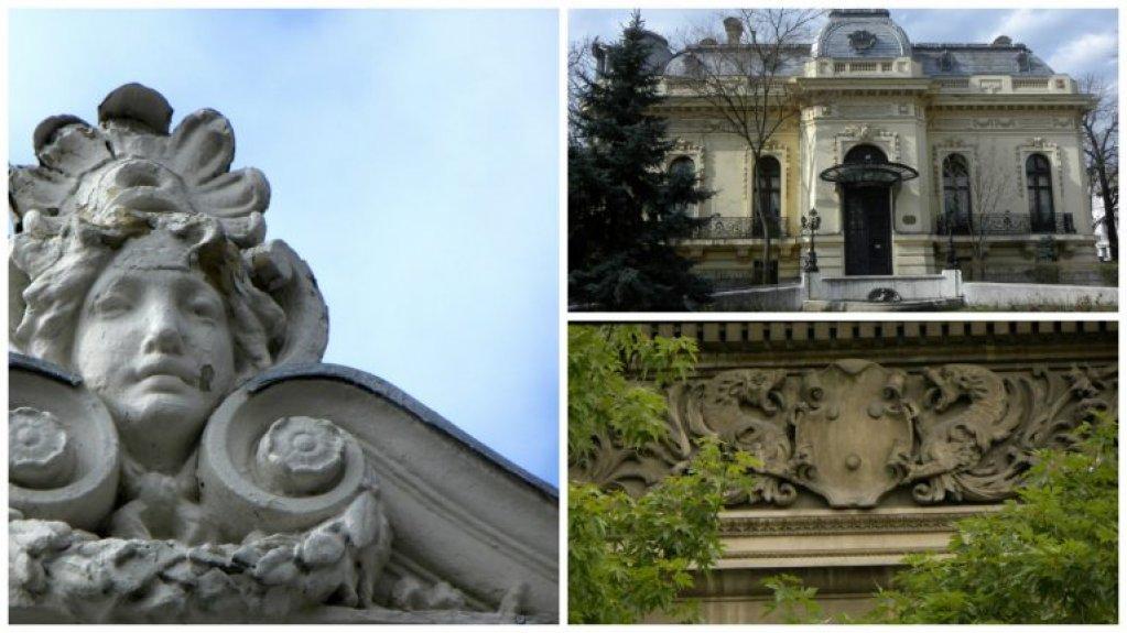 Povestile Bucurestiului si casele sale boieresti