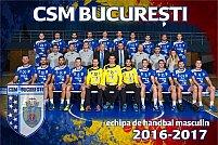 Steaua Bucuresti - CSM Bucuresti
