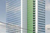 Noi clădiri de birouri în București: azi despre Globalworth Tower