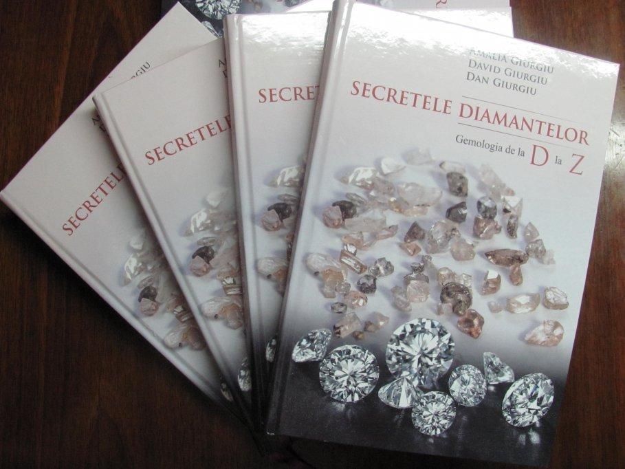Secretele diamnatelor - Gemologia de la D la Z