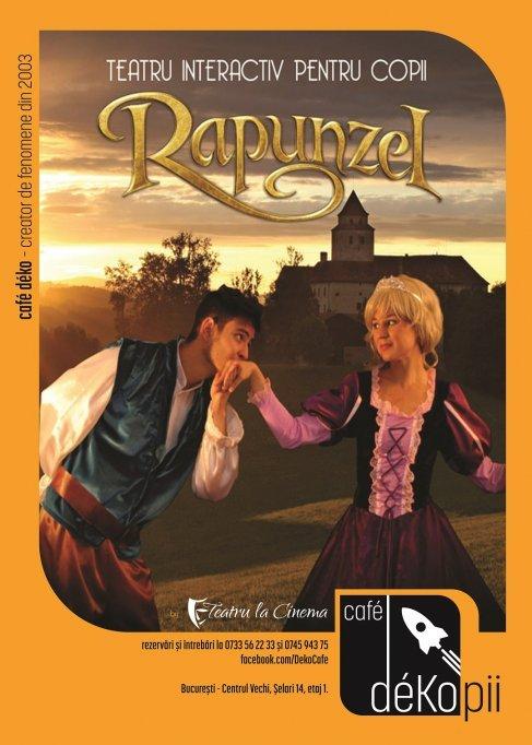 """""""Rapunzel, prințesa furată"""""""