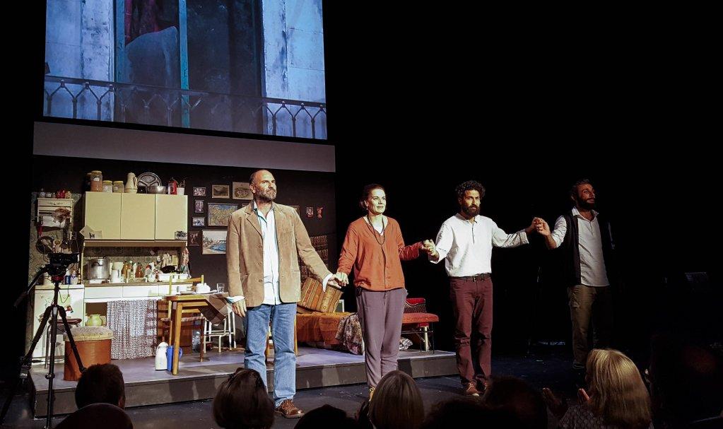 """Joi, 8 septembrie, a avut loc la Teatrul Schaubühne, din Berlin, PREMIERA spectacolului """"EMPIRE"""""""