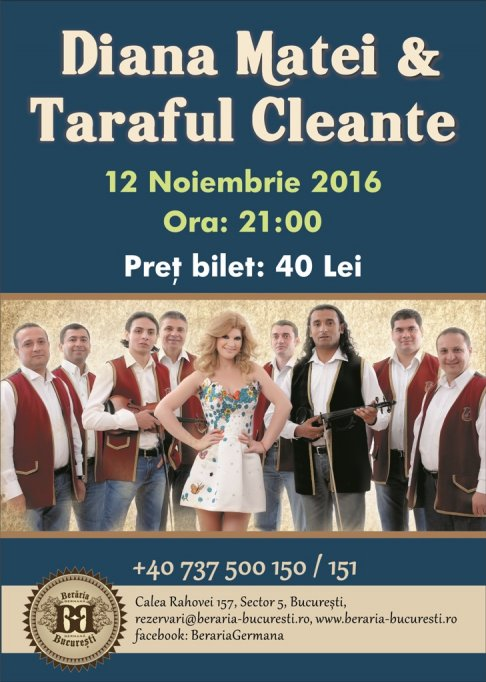 Diana Matei & Taraful Cleante