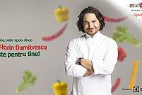 Lecții de gătit cu chef Florin Dumitrescu